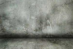 קיר מלוכלך